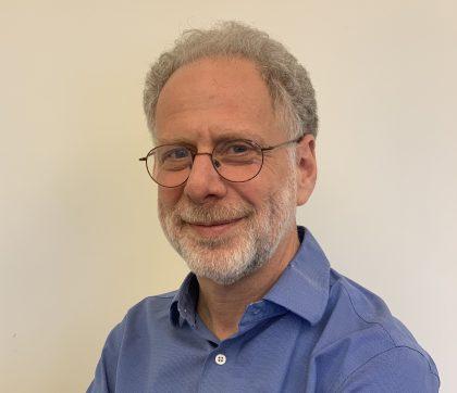 headshot of Dr. Dan Lieberman