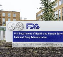 FDA sign in front of buildings